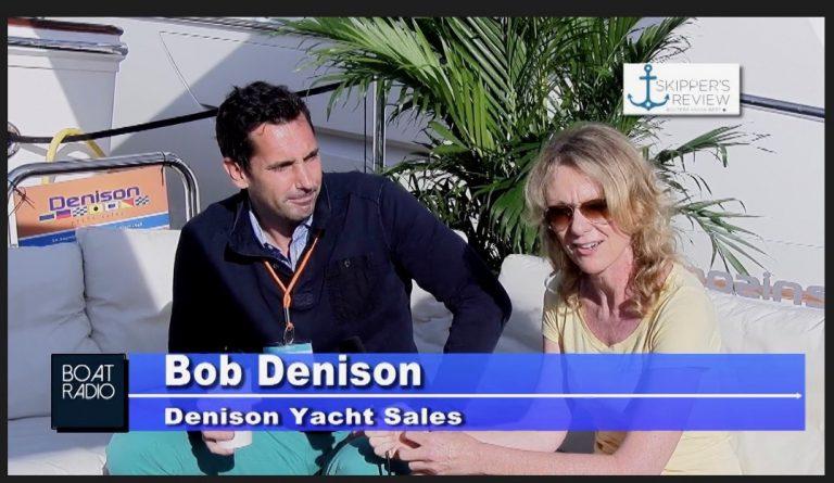 Bob Denison Of Denison Yachts