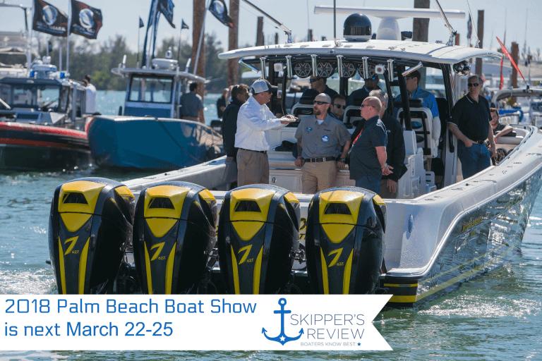 Palm Beach International Boat Show 2018