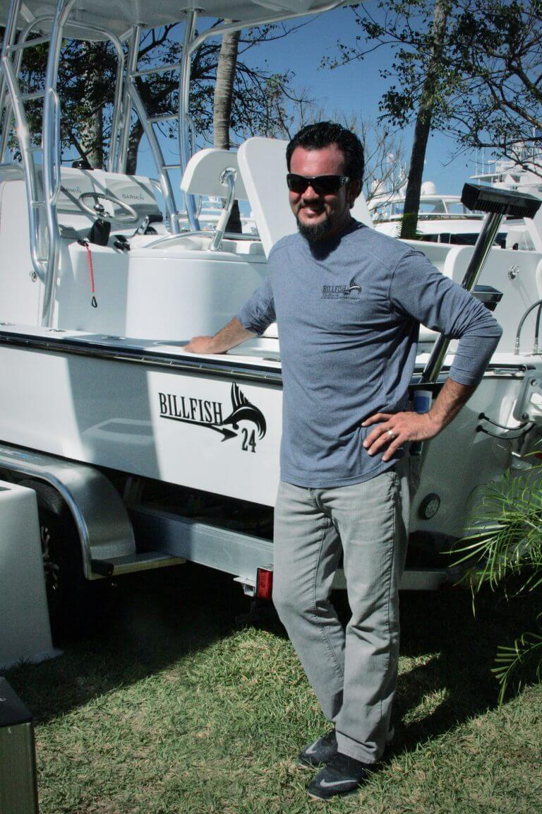 Billfish Boatworks Throws Us A Line