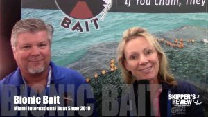 Bionic Bait at the Miami International Boat Show 2019