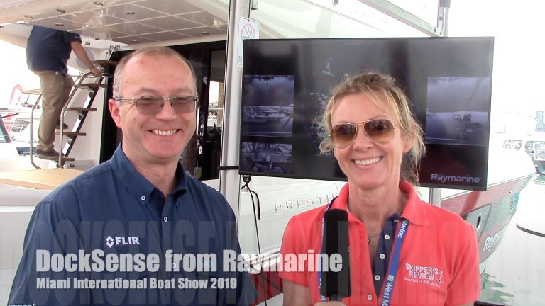Raymarine: Does it make sense to use Docksense?