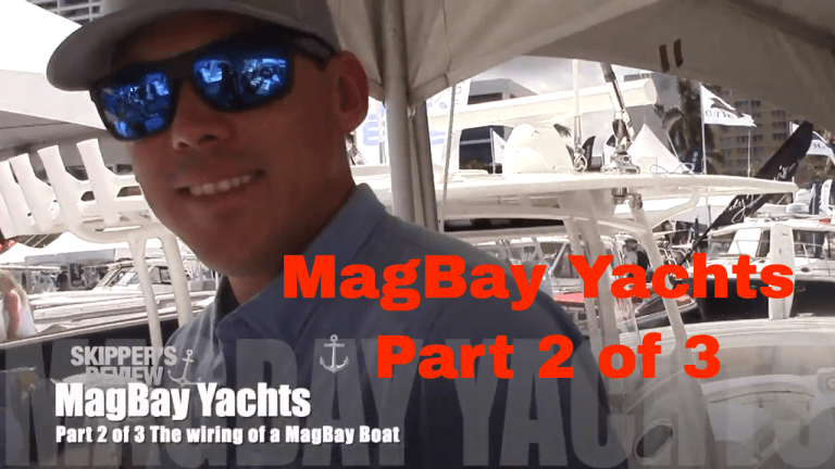 Mag Bay Yachts – Part 2 of 3 at the Palm Beach Boat Show 2019