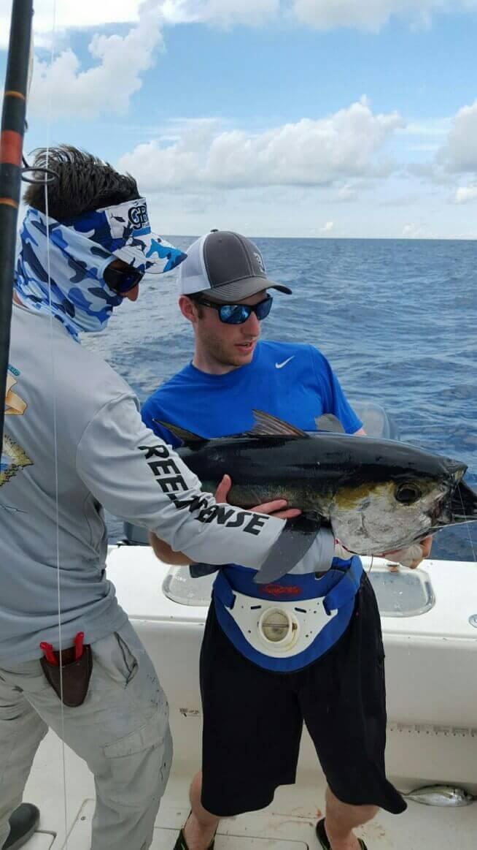 Reel Intense Fishing Charters Best deep sea fishing south Florida