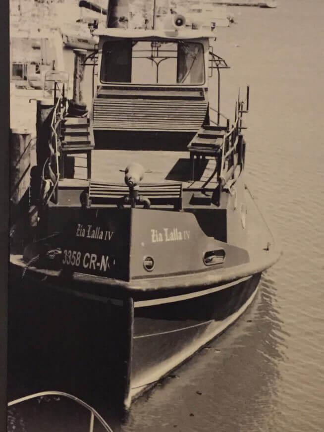 Maritime Vessel Management