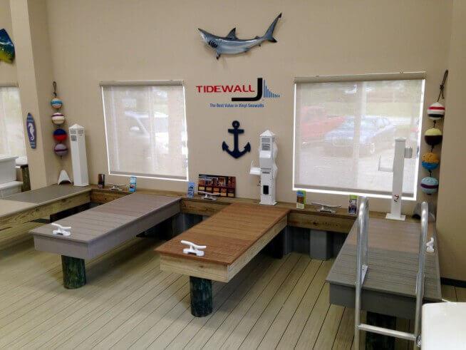 Jones Lumber - Marine Division  Fort Pierce Showroom