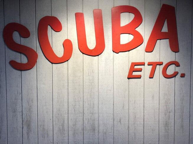 Scuba ETC