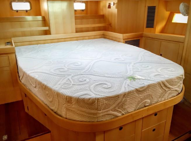Comfort Custom Mattresses & Marine Medding Sailboat Mattress